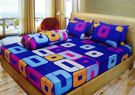 180 Bed Cover Bonita No 1 sprei bonita 3d