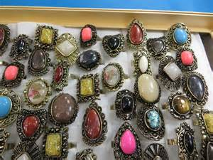 50 pcs wholesale rings from cheap rings jewelry wholesaler