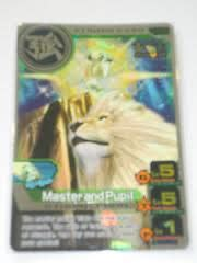 Kartu Animal Kaiser Strong Card Shining Supernova Evo 4 Ori master and pupil animal kaiser ak wiki fandom