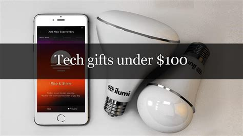 tech gifts under 100 under 100 tech gifts to jump start your holiday shopping