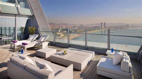 terrasse w barcelona hotel review w barcelona spain the luxury travel expert