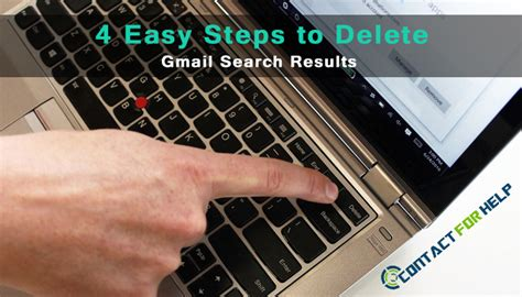 Email Search Results 4 Easy Steps To Delete Gmail Search Results Instant Customer Support