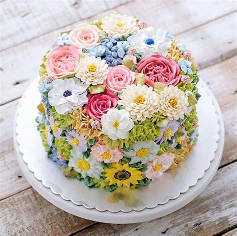 design flower cake 20 beautiful spring inspired floral cake designs blazepress