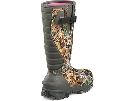 Womens Camo Rubber Boots by Setter Rutmaster 2 0 15 Waterpoof Uninsulated