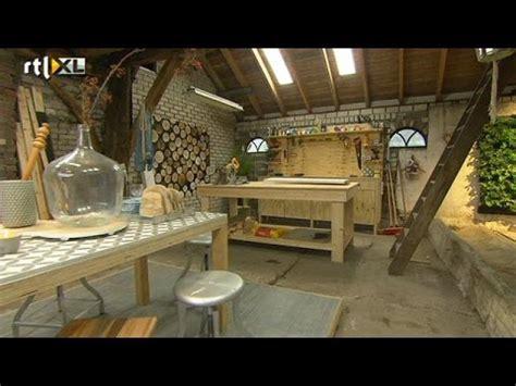 eigen huis en tuin aflevering 4 de oplevering van de maakplaats eigen huis tuin youtube