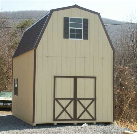 Barn Shed Plans by Dm Two Story Barn Shed Plans