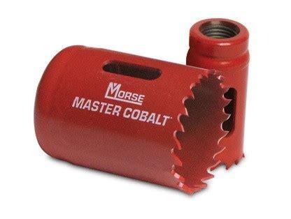 morse master cobalt 174 cutting bi metal saws ad32 51 mm 2