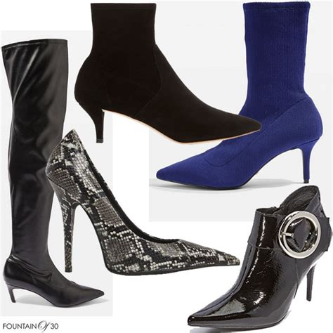 Shoes Shoes I Covet Second City Style Fashion by Fashion Through The Ages Witchy Poo Shoes Are Back