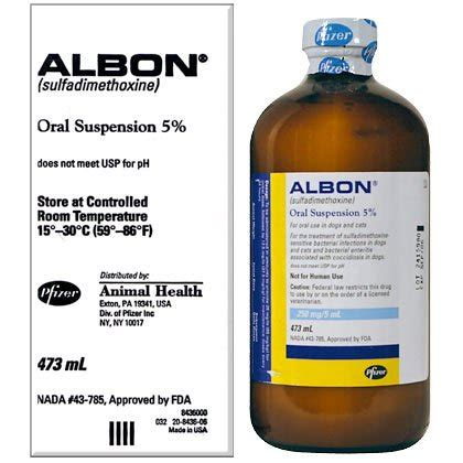 albon for puppies albon suspension for dogs and cats 1800petmeds