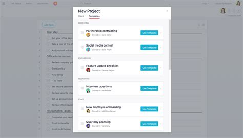 new project template learn about creating custom project plan templates in asana