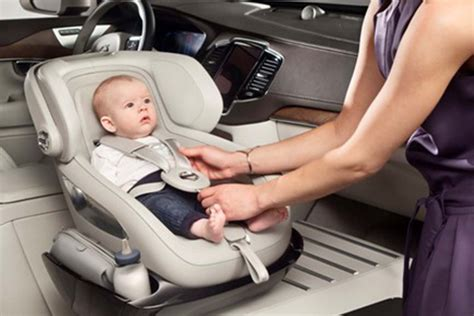 Volvo Car Seats by Volvo Creates The Ultimate Luxury Child Car Seat Auto