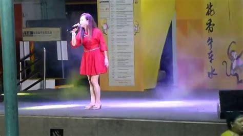 new year 2016 singapore song new year 2016 getai 2 at kreta ayer square