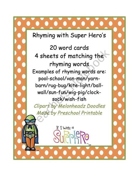 spontaneous activity in education classic reprint books 17 best images about rhyming on preschool