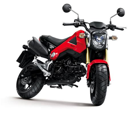 Honda Mini Motorcycle by 2013 Honda Msx125 The Honda Monkey For The 21st Century