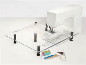 sew steady sewing machine extension work table from 12
