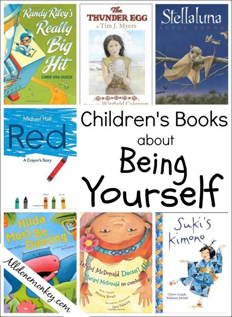7 Childrens Books by Children S Books About Being Yourself Books Class