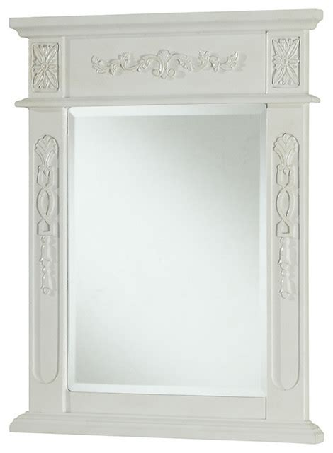 antique white bathroom mirror 22 quot x28 quot vanity mirror antique white antique white