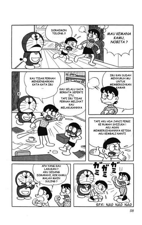 Komik Cabutan Doraemon 31 komik doraemon suling abe