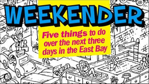 Top 5 Things Wed Like On The Next Ipod by Weekender The Top Five Things To Do The Next Three