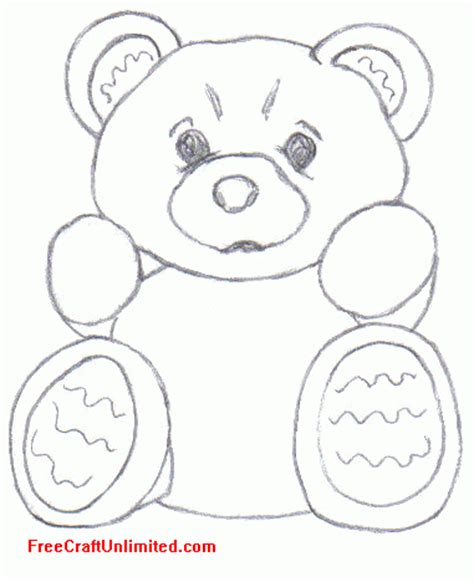 free teddy template search results for teddy template printable