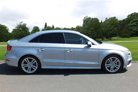 Audi Ps by Used 2017 Audi A3 Saloon S Line 2 0 Tfsi 190 Ps S Tronic