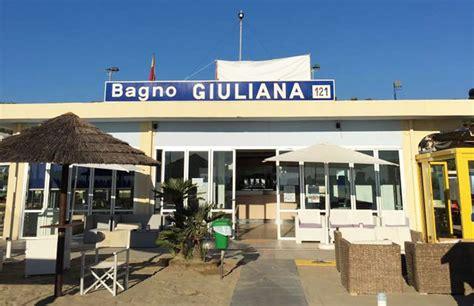 bagno italia giuliana coupon spiaggia e pranzo al bagno italia e giuliana a