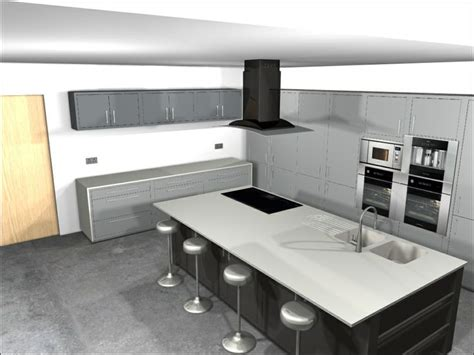 Classic Modern Kitchen Designs by Kitchen Design For An Award Winning New Build Project