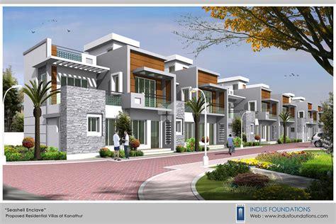 Best Floor Plan App Sea Shell Enclave Luxury Villas In Kanathur Chennai