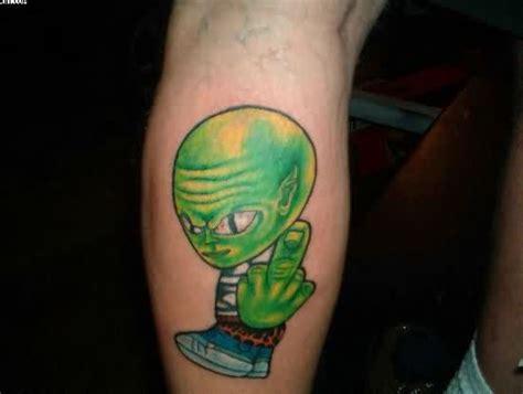 cute alien tattoo 11 tattoos