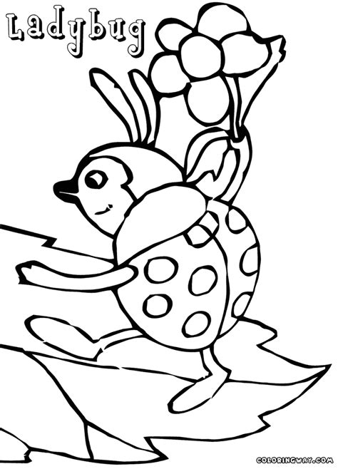 coloring pages ladybug girl ladybug girl coloring page