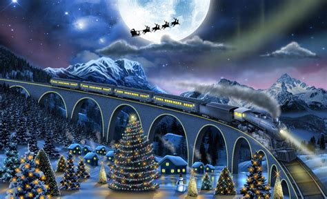 christmas wallpaper polar express my favorite christmas movies scarlet boulevard