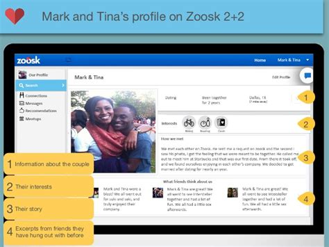 Zoosk Email Search Zoosk Design Challenge