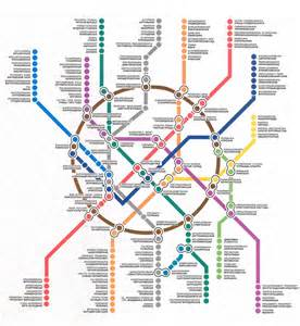 Metro Map Moscow English by Map Of Moscow Moscow Maps Mapsof Net