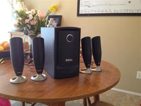 dell home theatre speaker system 5650 saanich