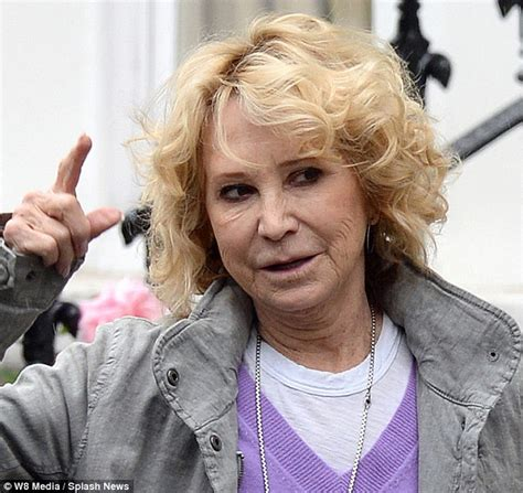 the fit life felicity kendal looks good in sporty black as she a year after giving up the botox it s a smiling felicity