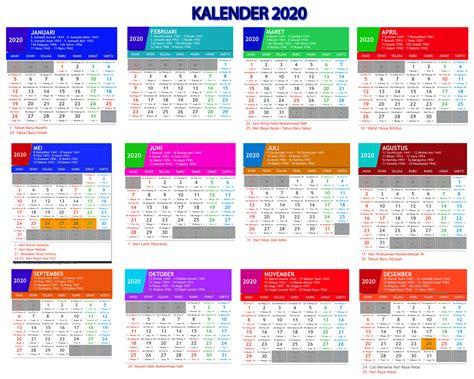 gambar kalender   lengkap sosialpost