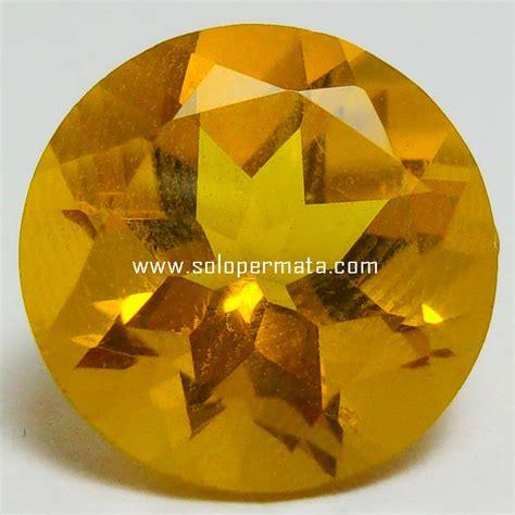 Batu Akik Permata Golden Citrine batu permata golden citrine 22a10 toko batu