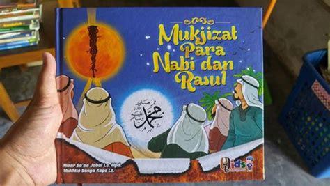Kecil Kecil Berakhlak Rasulullah Buku Anak Muslim Limited buku anak mukjizat para nabi dan rasul toko muslim title