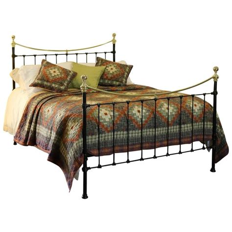 victorian bed black victorian bed mk82 at 1stdibs