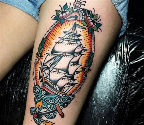 traditional nautical by sam ricketts best tattoos