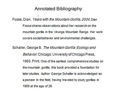 annotated bibliography definition annotated bibliography definition and exles