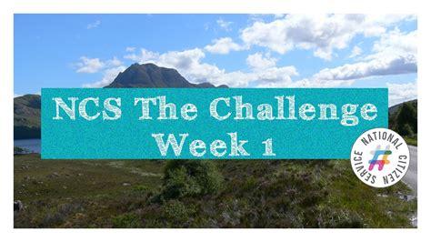 ncs the challenge ncs the challenge week 1