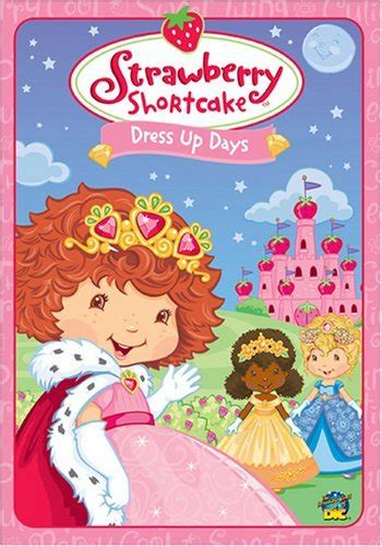strawberry shortcake dress  days video