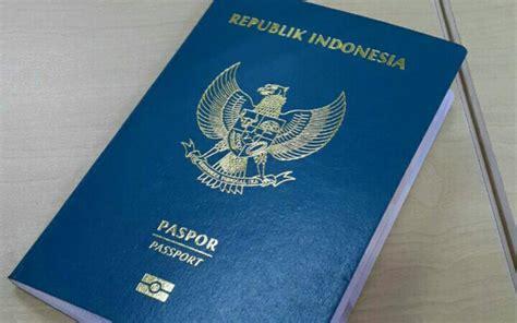 Cara Buat E Paspor Indonesia | keuntungan memiliki e paspor di indonesia dan cara