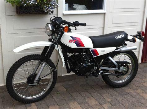 restored yamaha dt175mx 1981 photographs at classic bikes restored bikes restored