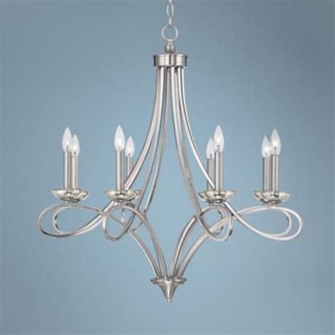 brushed nickel chandelier roselawnlutheran
