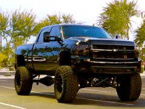 Lifted Chevrolet Silverado White Chevrolet Silverado Lifted Image 6