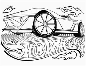 Hot Wheels Racing League: Hot Wheels Coloring Pages   Set 4