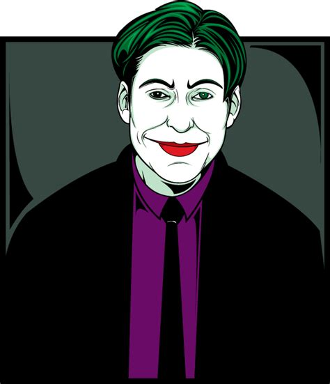 crispin glover as joker the friday x post we can be villains edition adobe