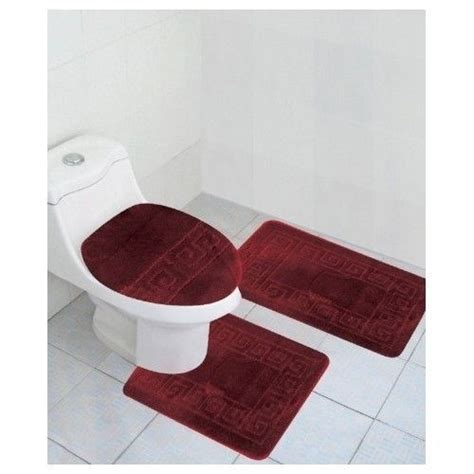 burgundy bathroom rugs 17 best ideas about burgundy bathroom on